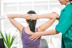 Upper Cervical Chiropractic Adjustment