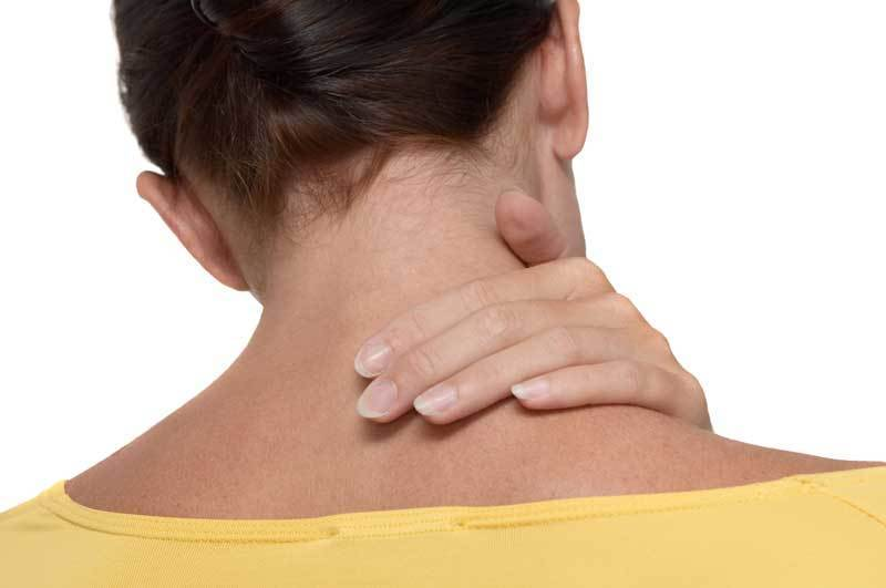 What is your neck muscles spasm telling you?